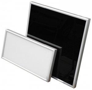 infrarood panelen wit zwart